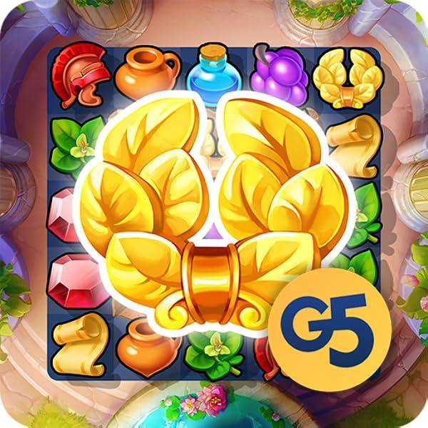 Jewels of Rome: Juego de combinar gemas: Amazon.es: Appstore para Android