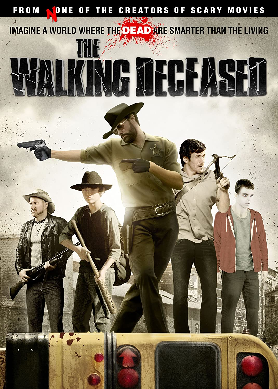 Amazon.com: Walking Deceased: Dave Sheridan, Joey Oglesby, Tim ...