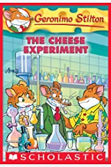The Cheese Experiment (Geronimo Stilton #63) Kindle Edition