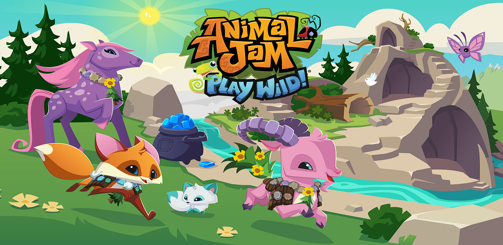 Animal Jam - Play Wild (APK) - Free Download