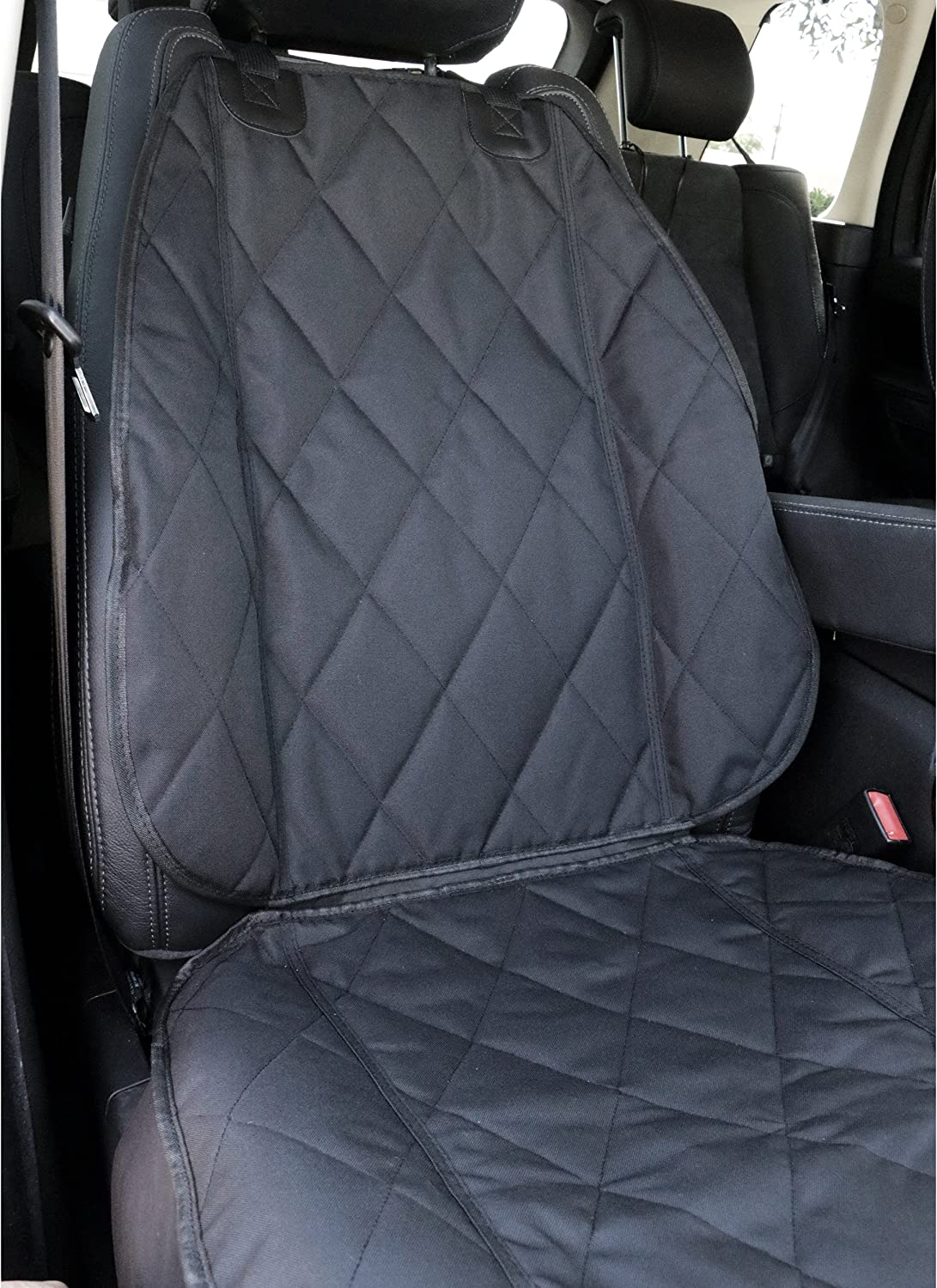 Heavy Duty Quilted Pet Dog Rear Seat Cover For MERCEDES-BENZ GLA-CLASS 14-ON