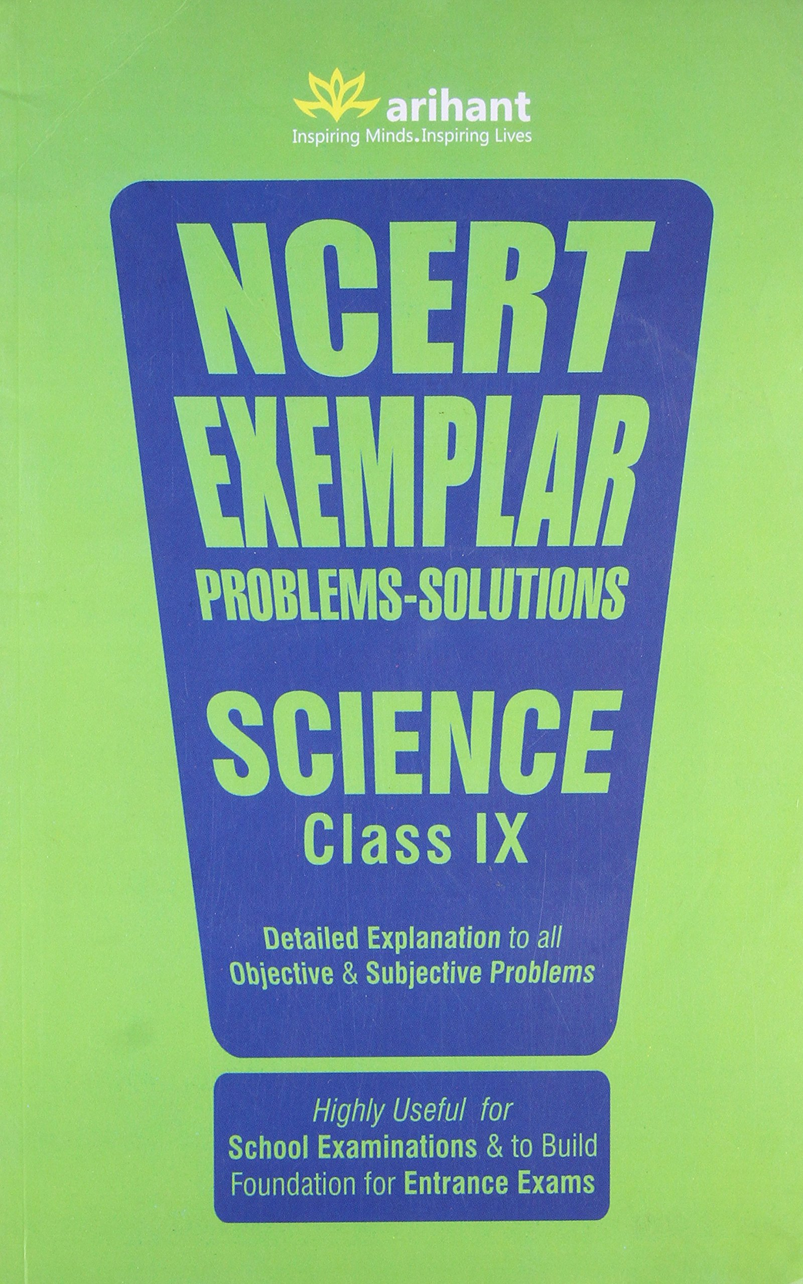 Ncert 9th Class Science Book Solutions
