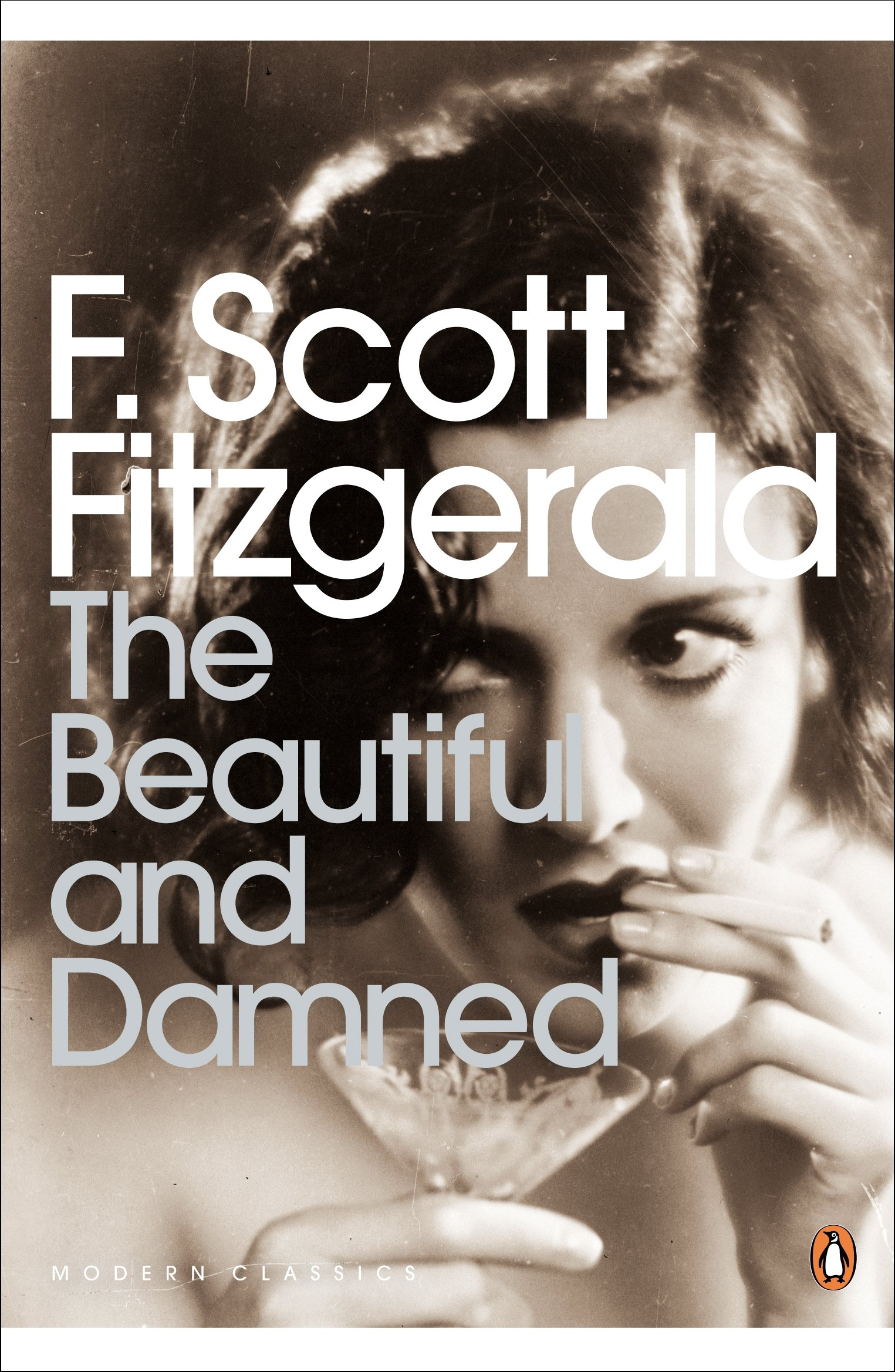 Image result for the beautiful and the damned penguin edition