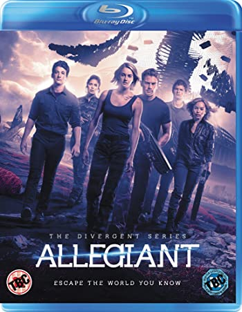 Allegiant 2016 Dual Audio In Hindi English 720p BluRay