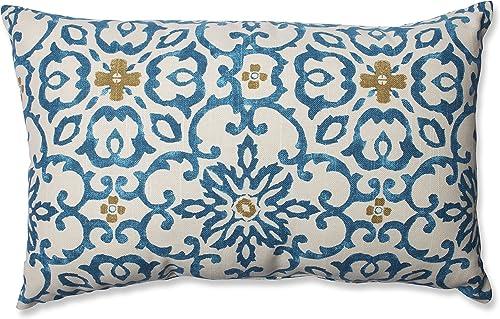 Pillow Perfect Souvenir Rectangular Throw Pillow, Scroll