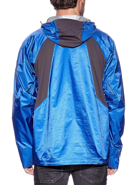 Mountain Hardwear Chaqueta Técnica Quasar Hybrid Azul L: Amazon.es: Ropa y accesorios