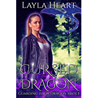 Cursed Dragon (Guarding Their Dragon Mate 1): A New Adult Paranormal Reverse Harem Romance Serial (English Edition)