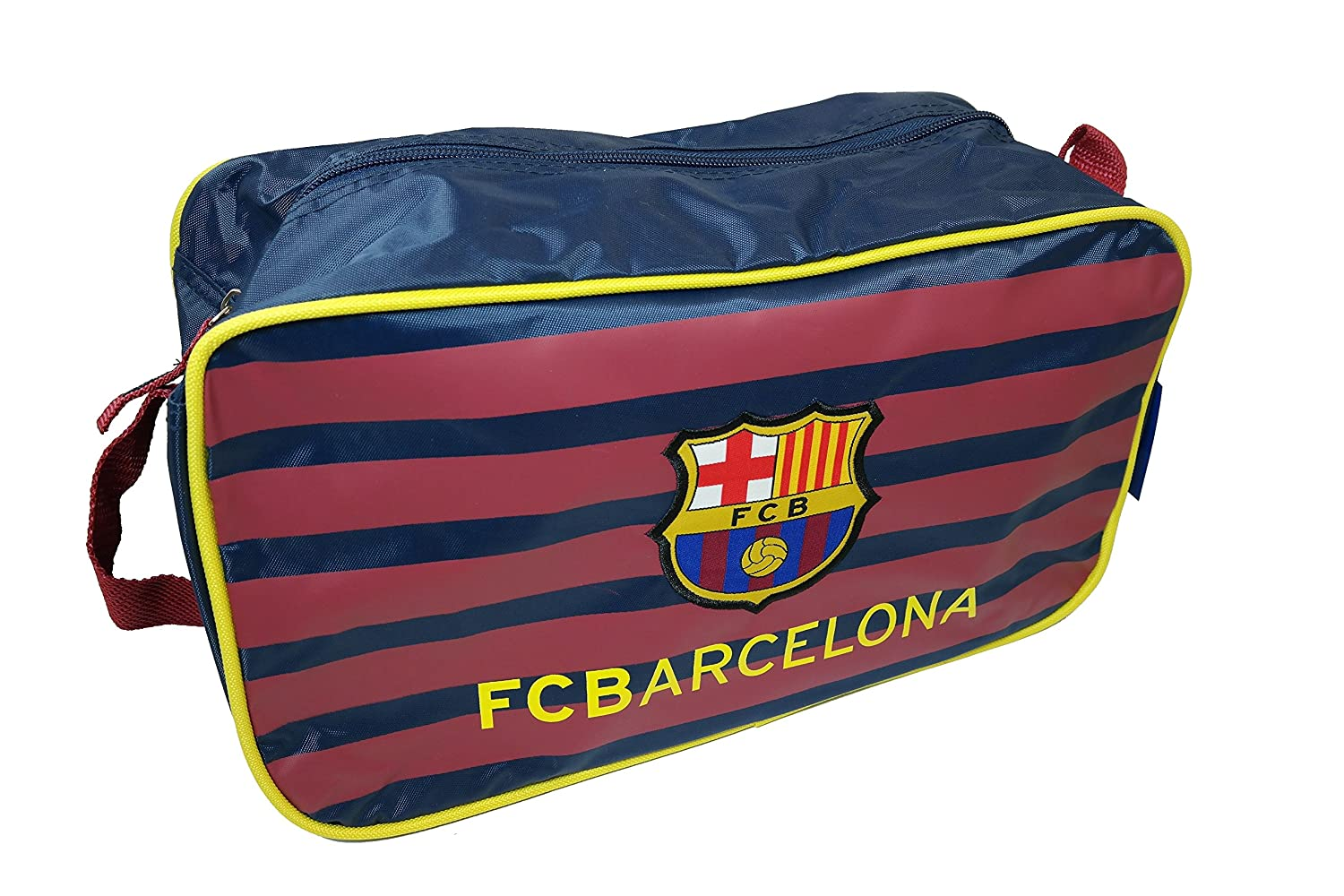 Amazon.com: FC Barcelona Official Licensed Messi School Cinch Shoe Soccer Backpack 007: Sports & Outdoors