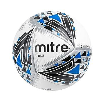 Mitre Delta Balón de Fútbol Profesional, Unisex Adulto: Amazon.es ...