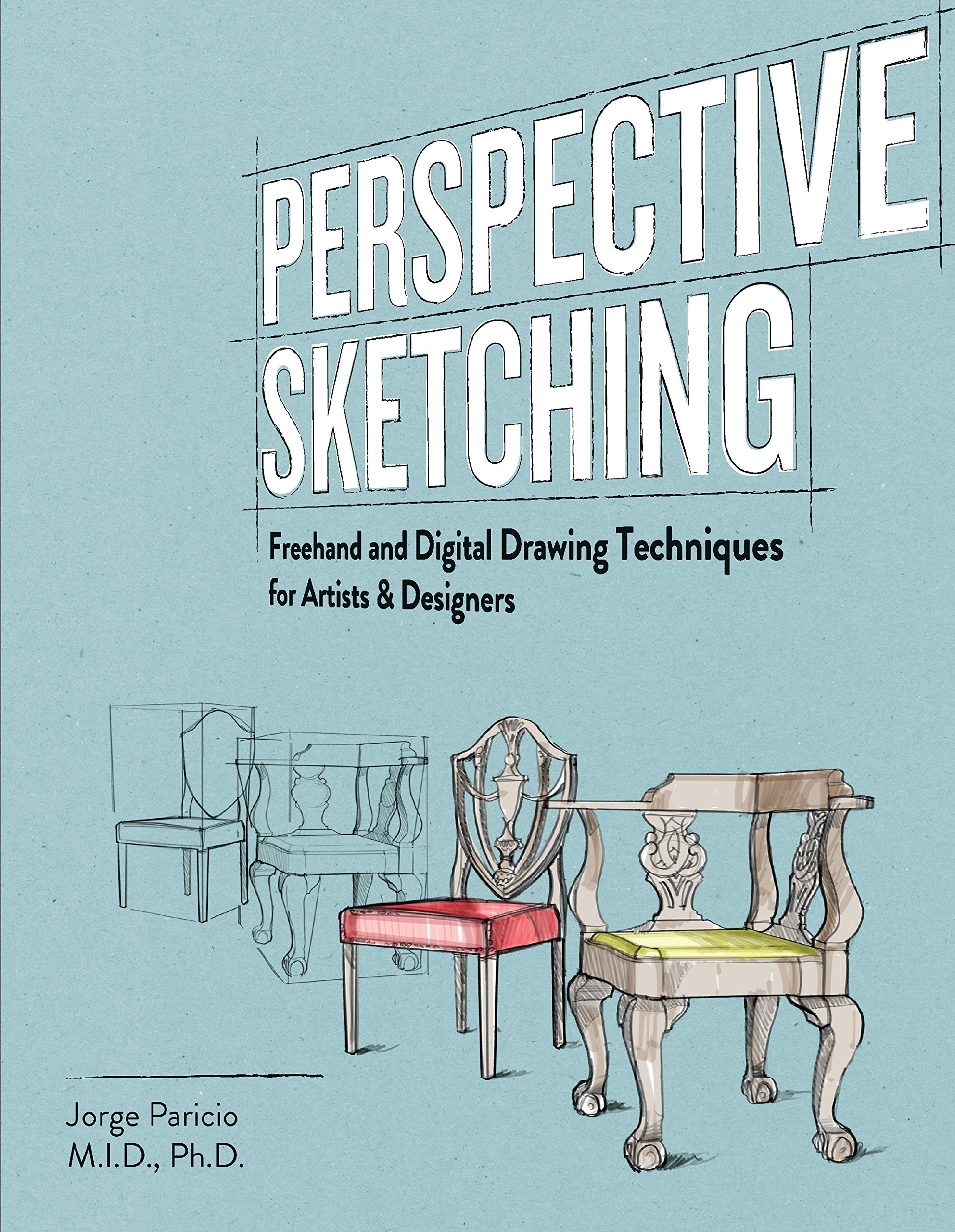 Amazon.com: Perspective Sketching: Freehand and Digital Drawing ...