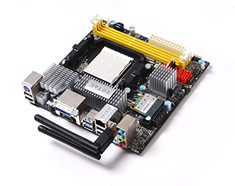 Zotac 880 g-itx WiFi – Placa base mini ITX – Socket AM3 – AMD