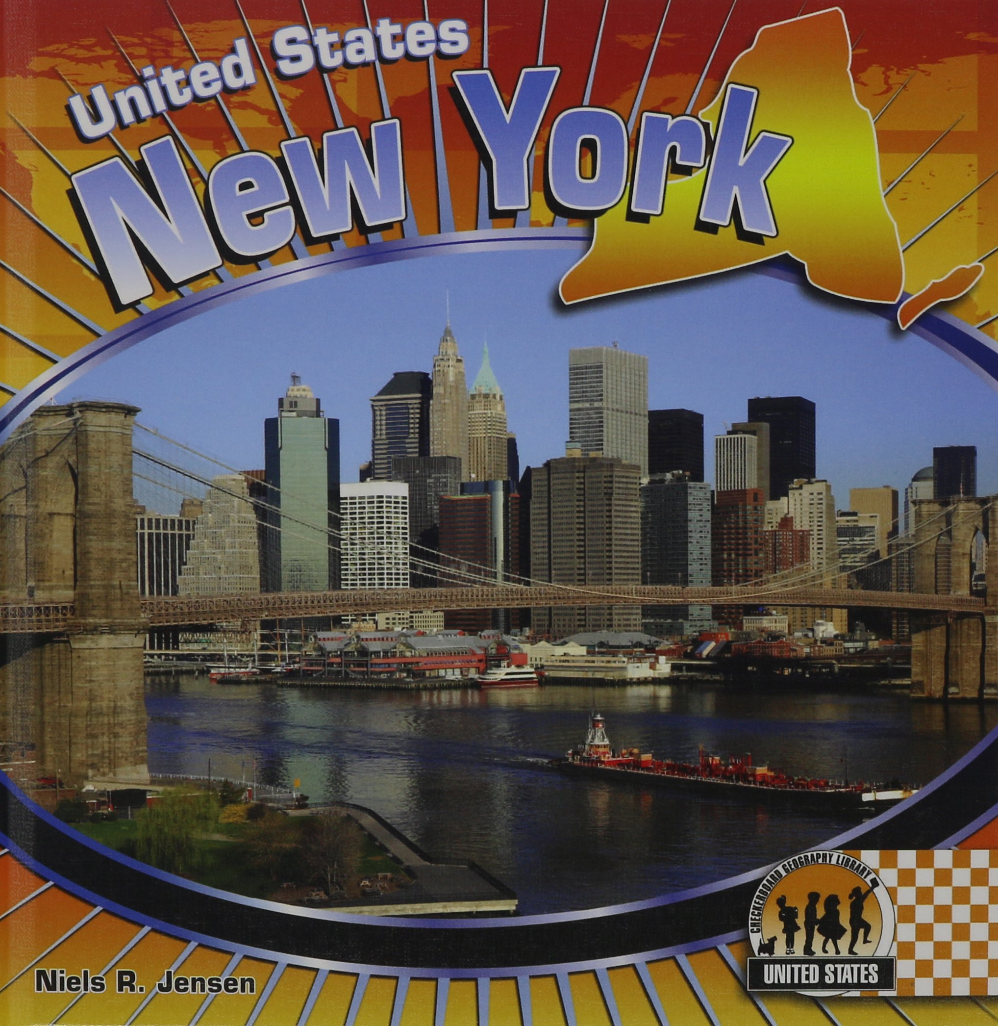New York (The United States) ebook