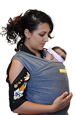 Baby Booboo Sling Wrap Soft Baby Sling Carrier Plus Size Soft
