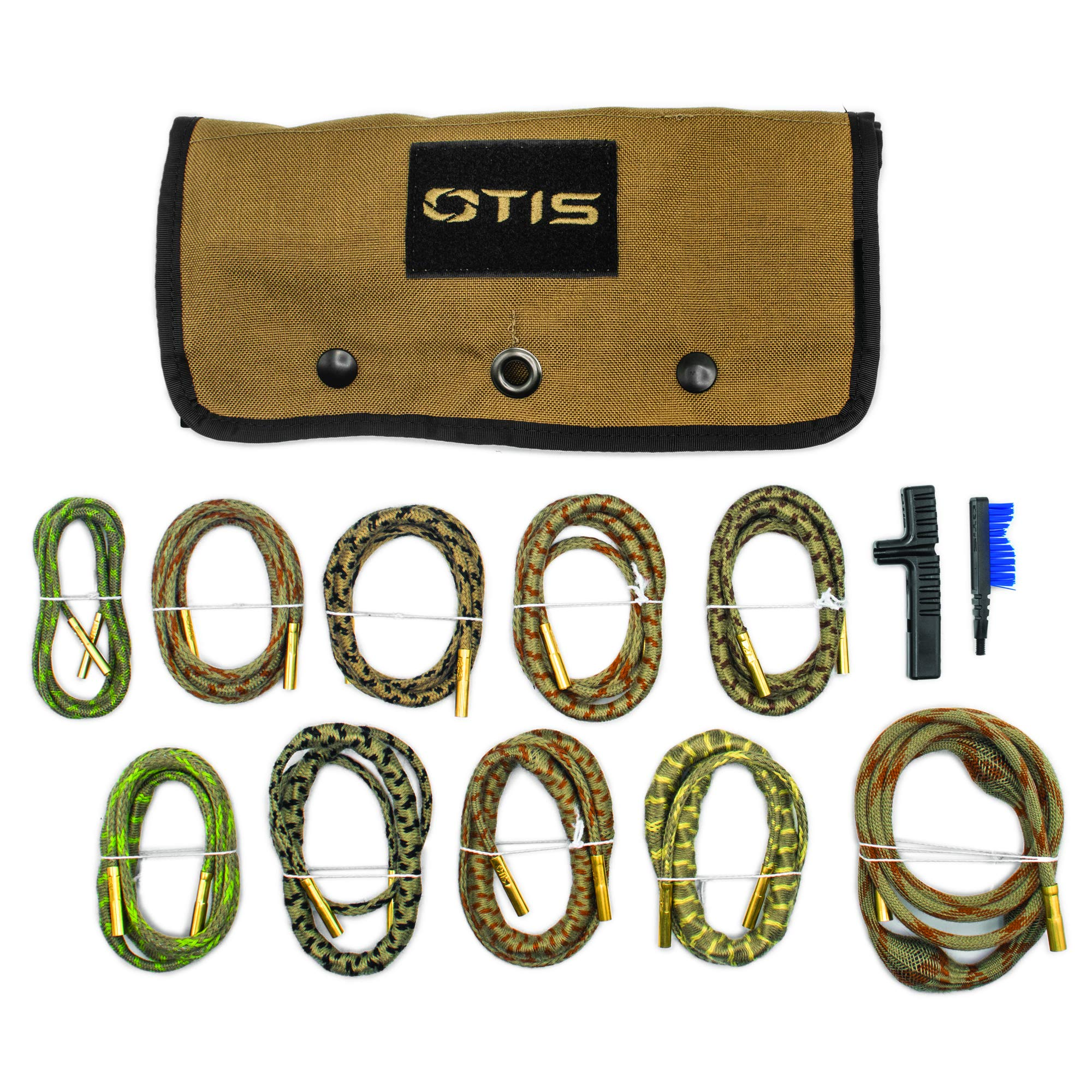 Otis Technology Ripcord Multi-Caliber 10pk with Hanging Carry Case USA Made by Otis Technology