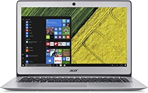 "Acer Swift 3, 14"" Full HD, 7th Gen Intel Core i5-7200U, 8GB DDR4, 256GB SSD, Windows 10, SF314-51-57CP"