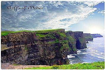 Kühlschrank Irland : Amazon kühlschrank kühlschrank magnet cliffs of moher irland