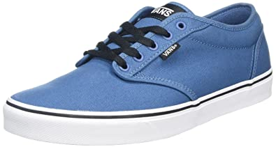 20a7b12ff231e5 Vans Men s Mn Atwood Low-Top Sneakers  Amazon.co.uk  Shoes   Bags