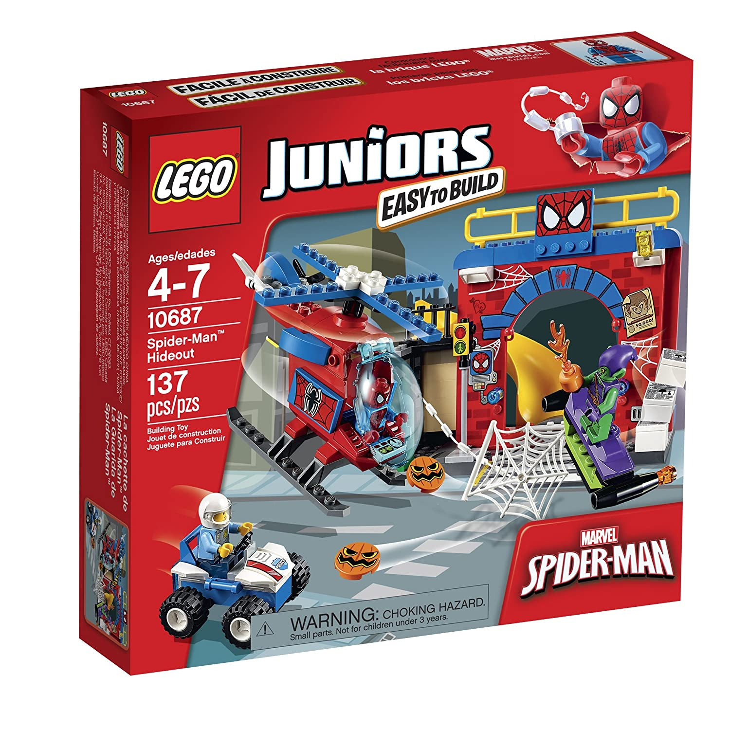 Top 10 Best Lego Sets for Kids 5 to 7 Years for 2019-2020 - cover