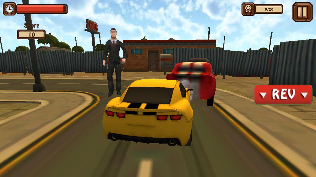 classic car racing games free download