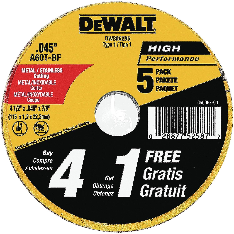 1. Dewalt DW8062
