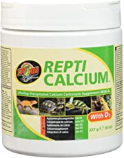 ZooMed Repti Reptile Calcium Supplement with D3 227g