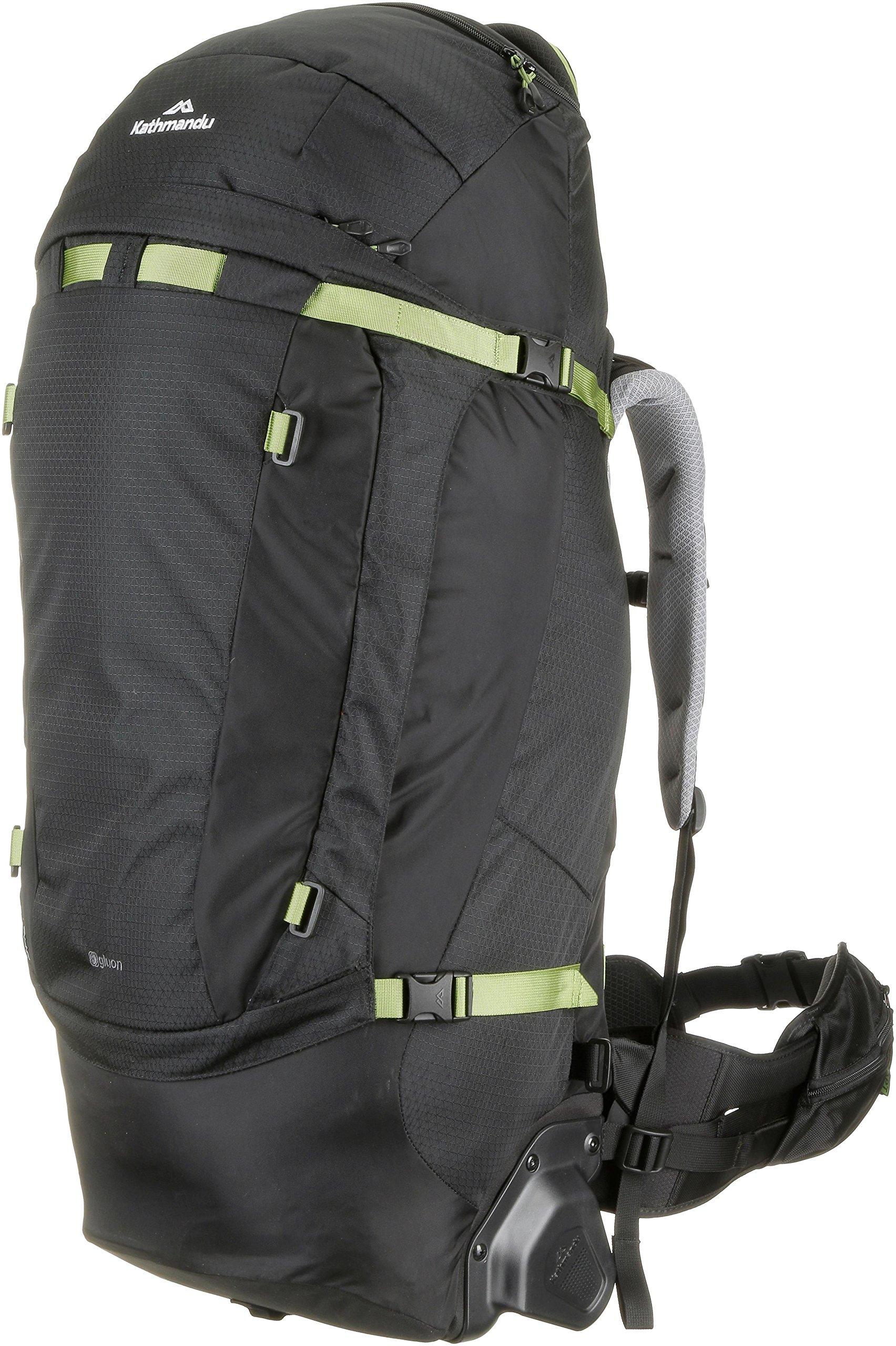Kathmandu Terrane Adapt 70L Pack Womens Hybrid Wheeled Rucksack Travel Backpack
