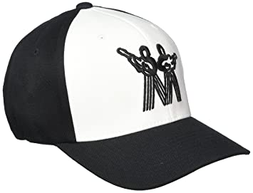 Amazon.com  Ernie Ball Small Vintage Black with White Front and Black Music  Man Logo Hat  Musical Instruments ffab4d6823c9