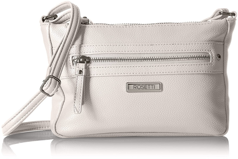 Amazon.com: Rosetti Molly Mini Bolsa, Gris, talla única ...