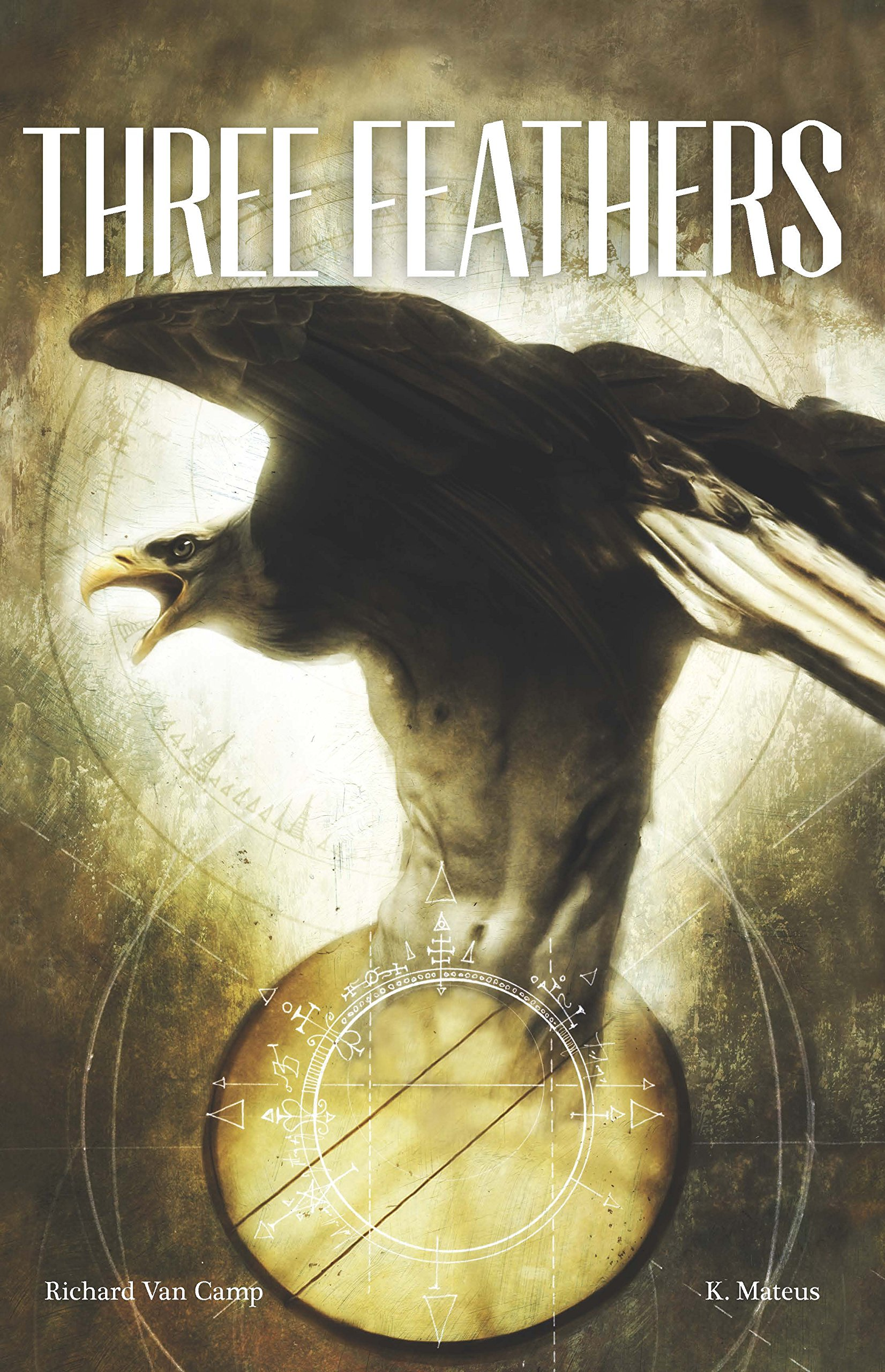 American Indian books: Three Feathers