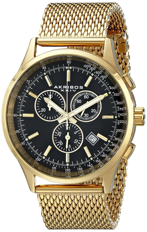 Akribos AK625YGB - Reloj para Hombres