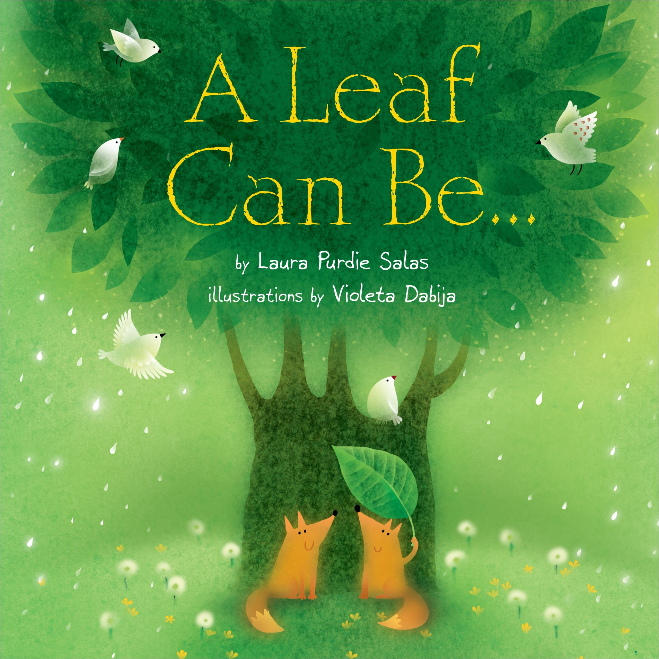 A Leaf Can Be . . . (Millbrook Picture Books) (Can Be . . . Books)