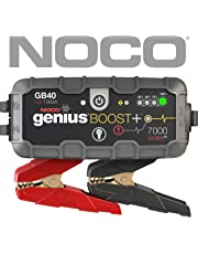 NOCO Boost Plus GB40 1.000 Amperio UltraSafe Litio Arrancador de Batería de Coche