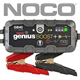 NOCO Genius Boost Plus GB40 1000 Amp 12V UltraSafe Lithium Jump Starter