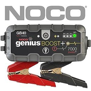 NOCO Genius Boost Plus GB40
