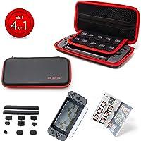 Nintendo Switch Koruyucu Çanta Kit Seti Dobe TNS-874