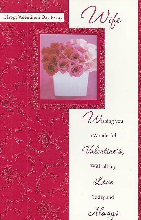 De corazones para agenda de tarjeta de mi esposa: Amazon.es: Hogar