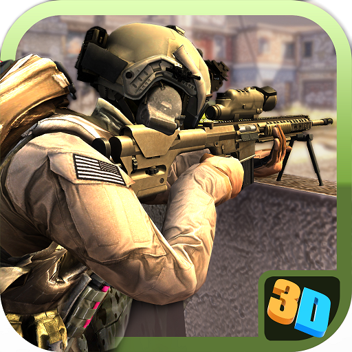 US Army Sniper FPS Shooter - Modern Military Commando ()