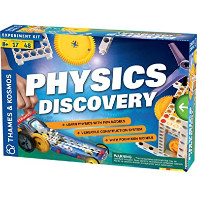 Thames & Kosmos Physics Discovery: Toys & Games