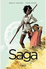 Saga Vol. 3 Kindle Edition