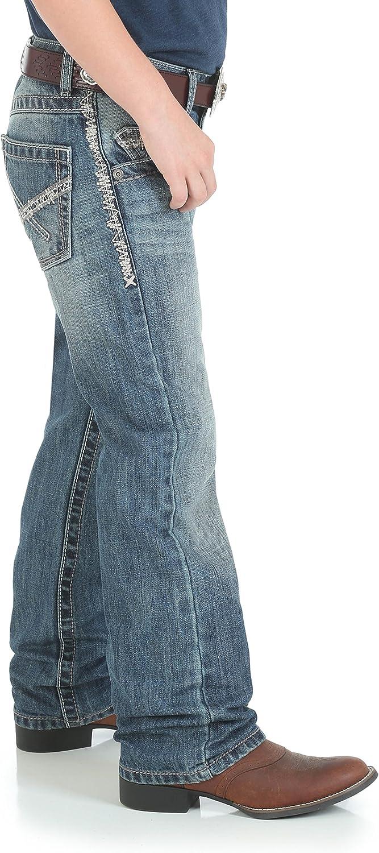 Wrangler Boys 20x Vintage Boot Cut Jean