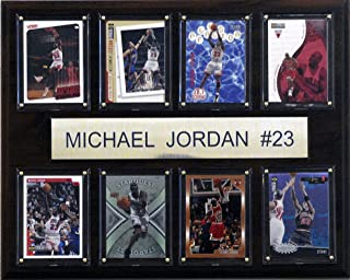product image for NBA Michael Jordan Chicago Bulls 8 Card Plaque