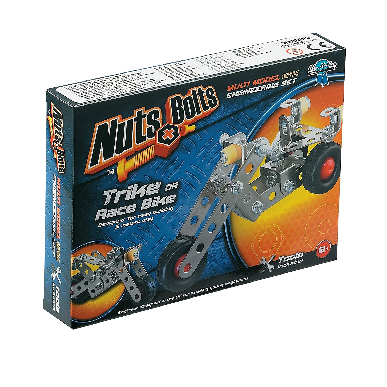 Nuts /& Bolts Series 1-Trike and Race Bike