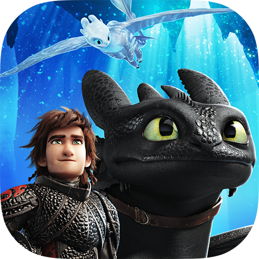 - School of Dragons: How to Train Your Dragon