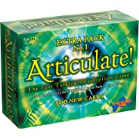 Articulate Extra Pack No.1 Expansion Board Game