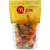 Yupik Mini Jelly Fruit Slices, 1Kg