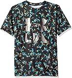 [アンダーアーマー] トレーニング/Tシャツ テックTシャツ<Print Crossfade> 1306088