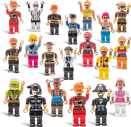 Amazon.com: DWS 20 Mini Juguete Figura Juguetes Set para ...