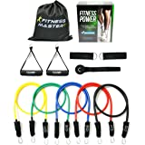 Resistance Bands - Tension Band Set for Weights...