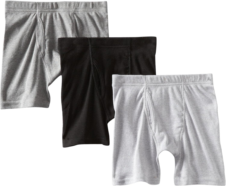 Pack of 3 Hanes Big Boys  Boxer Brief Hanes underwear Pack of 3 Assorted Large Hanesbrands B756BG