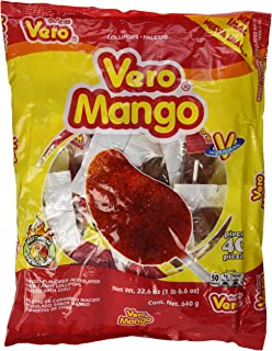 Amazon.com : Vero Mango, Chili Covered Mango Flavored ...